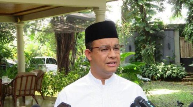 Anies Minta Pemerintah Jangan Melarang Kegiatan Agama di Jakarta
