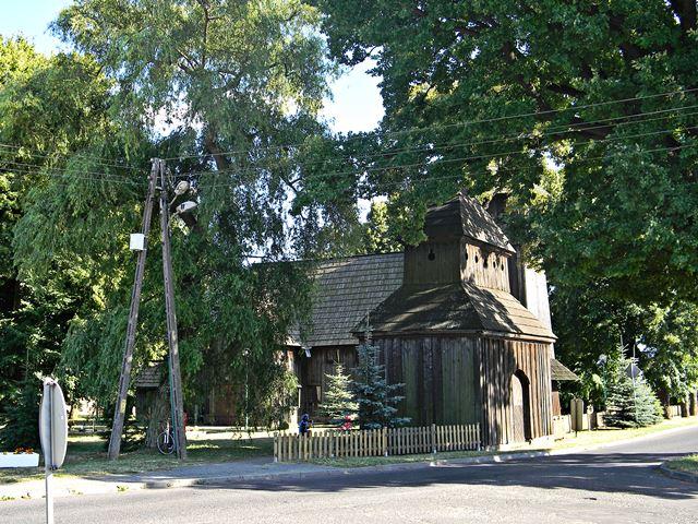 Babimost, Chlastawa, Zbąszynek, kaplica