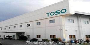 Lowongan Kerja Cikarang : PT Toso Industry Indonesia - Operator Produksi