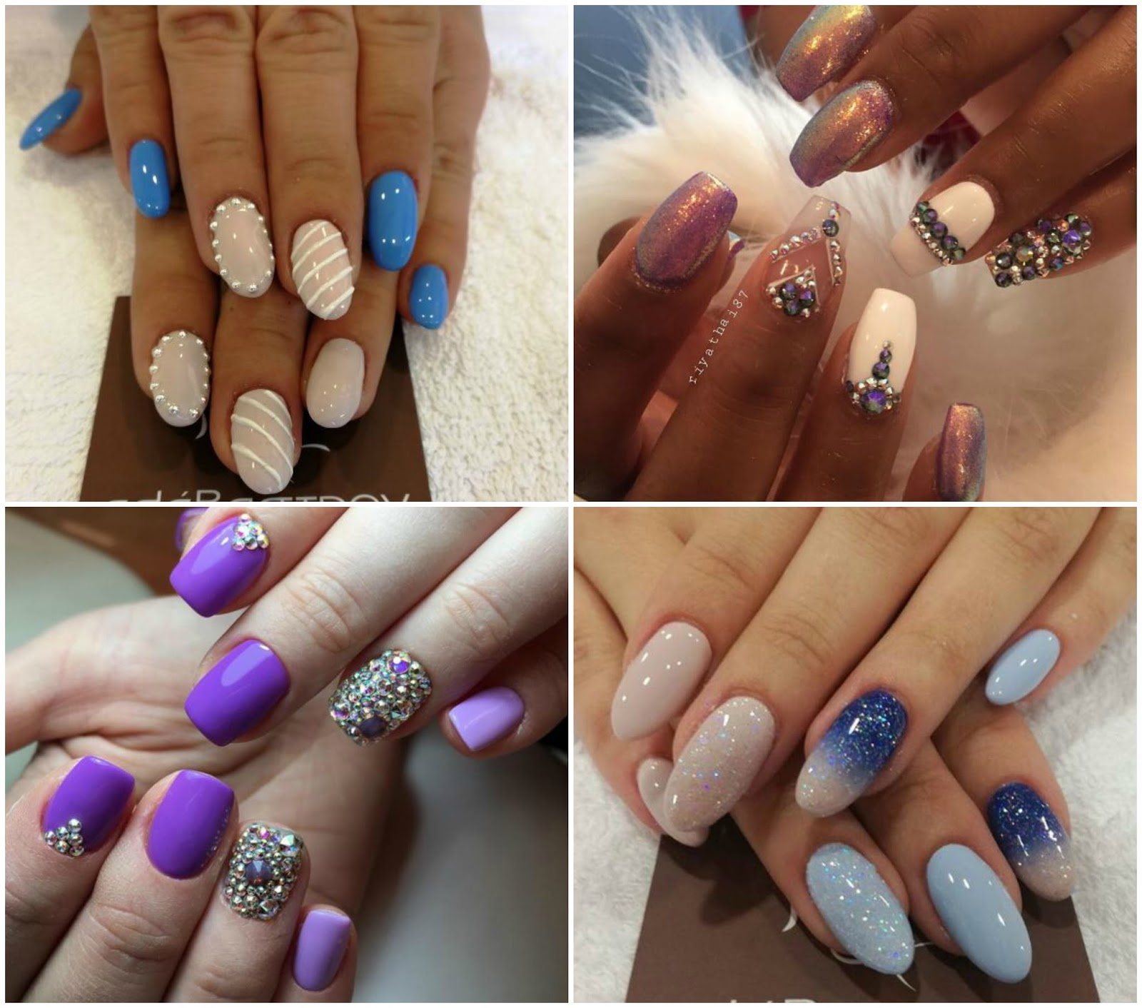 LookBook...: Summer Nail Designs