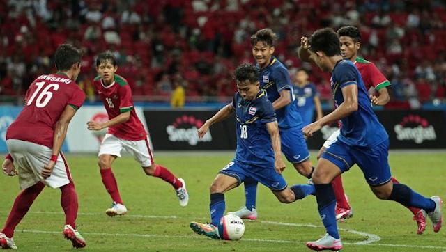 AAGEN BOLA - Indonesia juara Grup, Myanmar sukses bekuk Vietnam