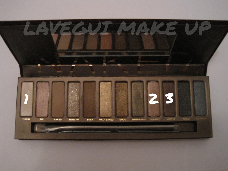 Lavegui Make Up: Mi paleta de sombras MAC