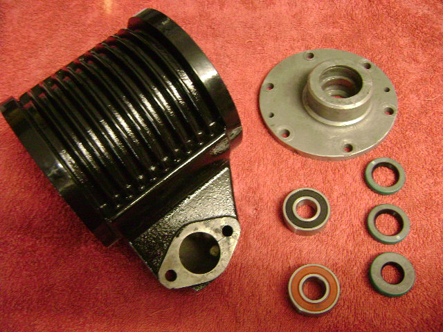 car and bike fabrication: JUDSON SUPERCHARGER REBUILD