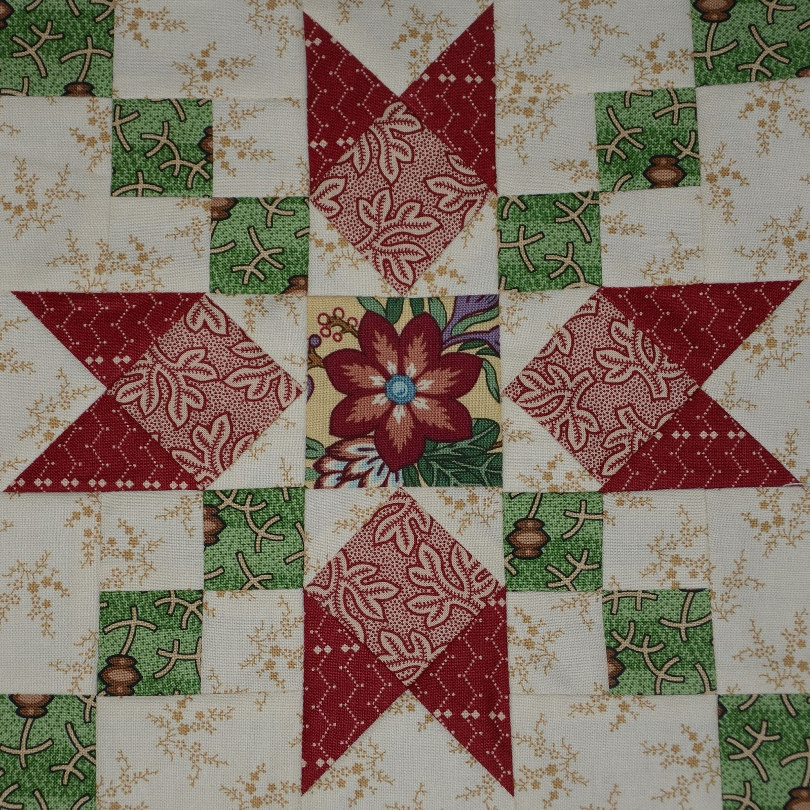Heritage and quilting