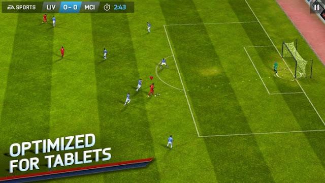 FIFA 14 Mod Apk Full Unlocked