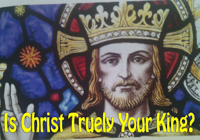 The Solemnity of Christ the King