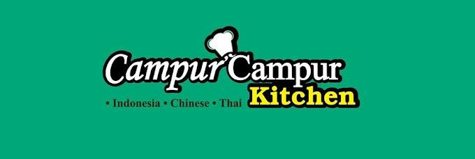 Menu Indonesia, Thai dan Chinese Di Campur Campur Kitchen Cyberjaya