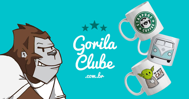 Resenha - Gorila Clube - Por: Alzinete