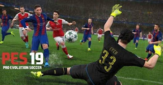 PES 19 Apk Mod+ OBB Data Download On Android