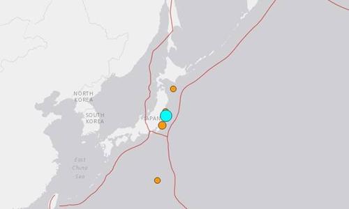 ΠΡΟΣΟΧΗ! ΙΣΧΥΡΟΤΑΤΟΣ ΣΕΙΣΜΟΣ συγκλόνισε την Ιαπωνία - Προειδοποίηση για τσουνάμι τριών μέτρων...