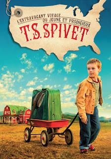 Lo straordinario viaggio di T.S. Spivet - Visione cinematografica