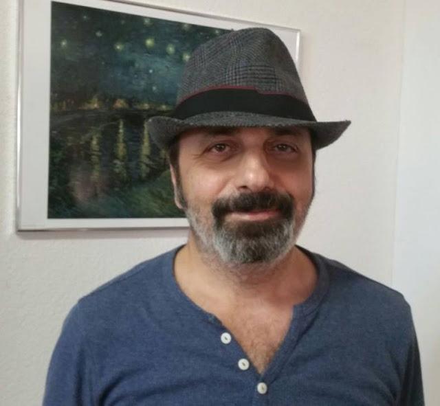 Ο Ταμέρ Τσιλιγκίρ, Τούρκος συγγραφέας που έγραψε βιβλίο για την Γενοκτονία των Ελλήνων του Πόντου
