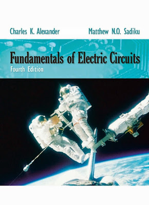 Fundamentals Of Electric Circuits 4th Edition Alexander & Sadiku