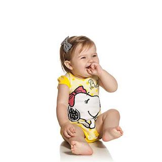 Roupas de bebê para revenda