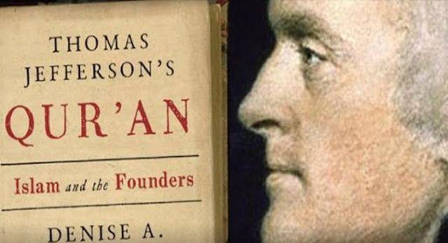 Terkuak! Ternyata Ini Fakta Al Qur'an Milik Thomas Jefferson, Bapak Pendiri Amerika Serikat