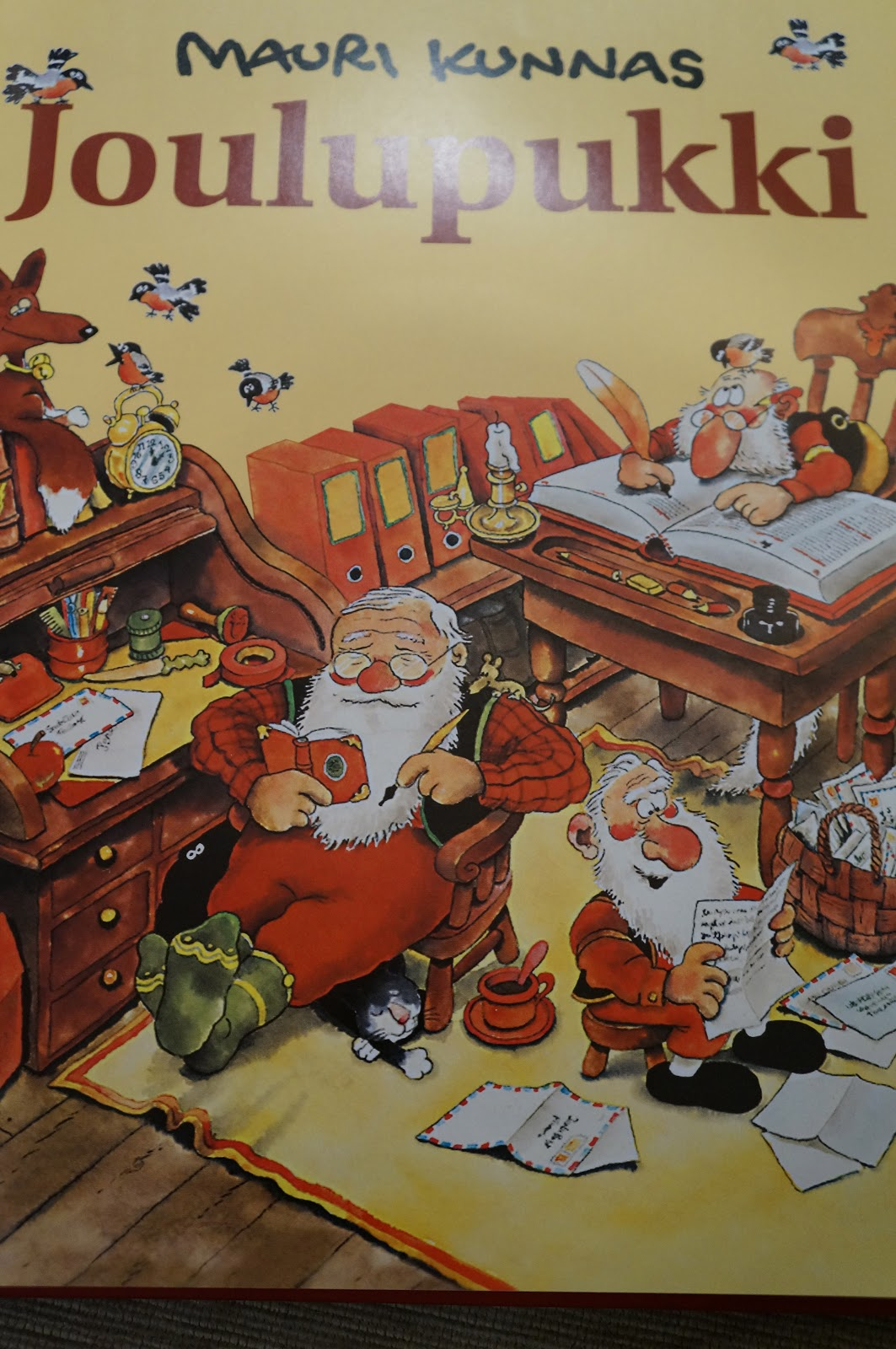 Joulutarinoita
