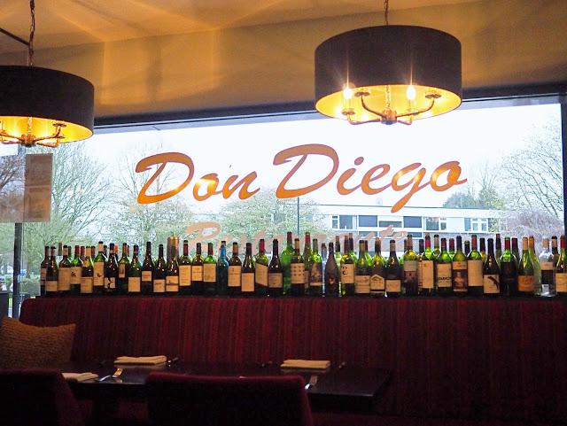 Best Restaurant in Birmingham Edgbaston Spanish Food Don Diego Review