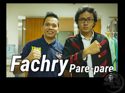 Fachry Stand Up Comedy Academy ( SUCA ) 2