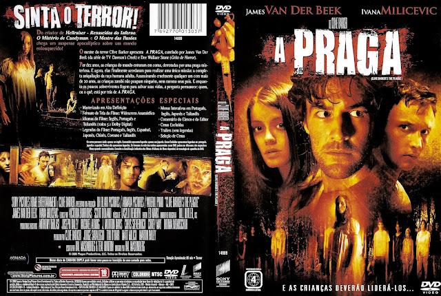 Capa DVD A Praga
