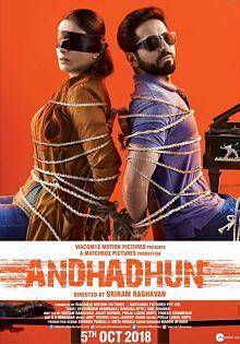 Sinopsis pemain genre Film Andhadhun (2018)