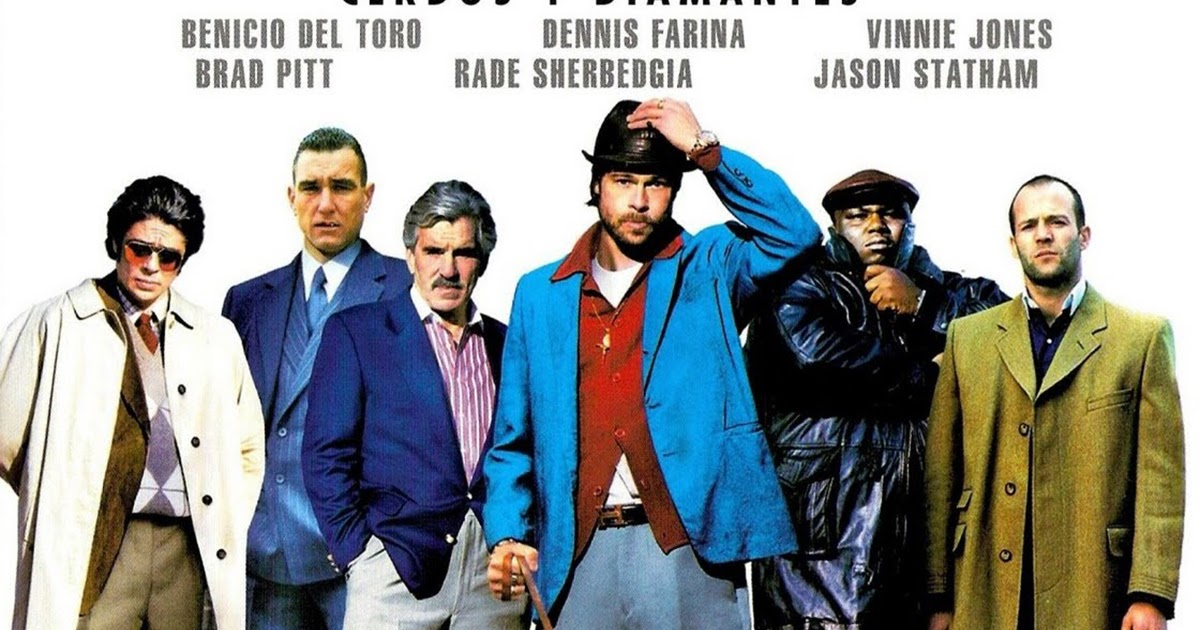 snatch by guy ritchie British film-maker guy ritchie is one of the most well-known directors in hollywood, known for quirky gangster thrillers and spy dramas he has previously helmed lock, stock and two smoking .