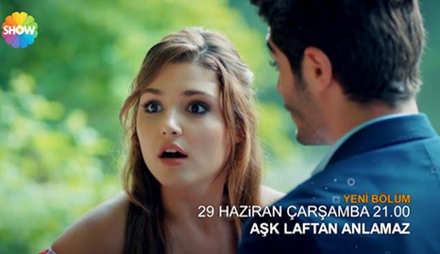 مسلسل الحب لا يفهم من الكلام Aşk Laftan Anlamaz إعلان الحلقة 3 مترجمة للعربية