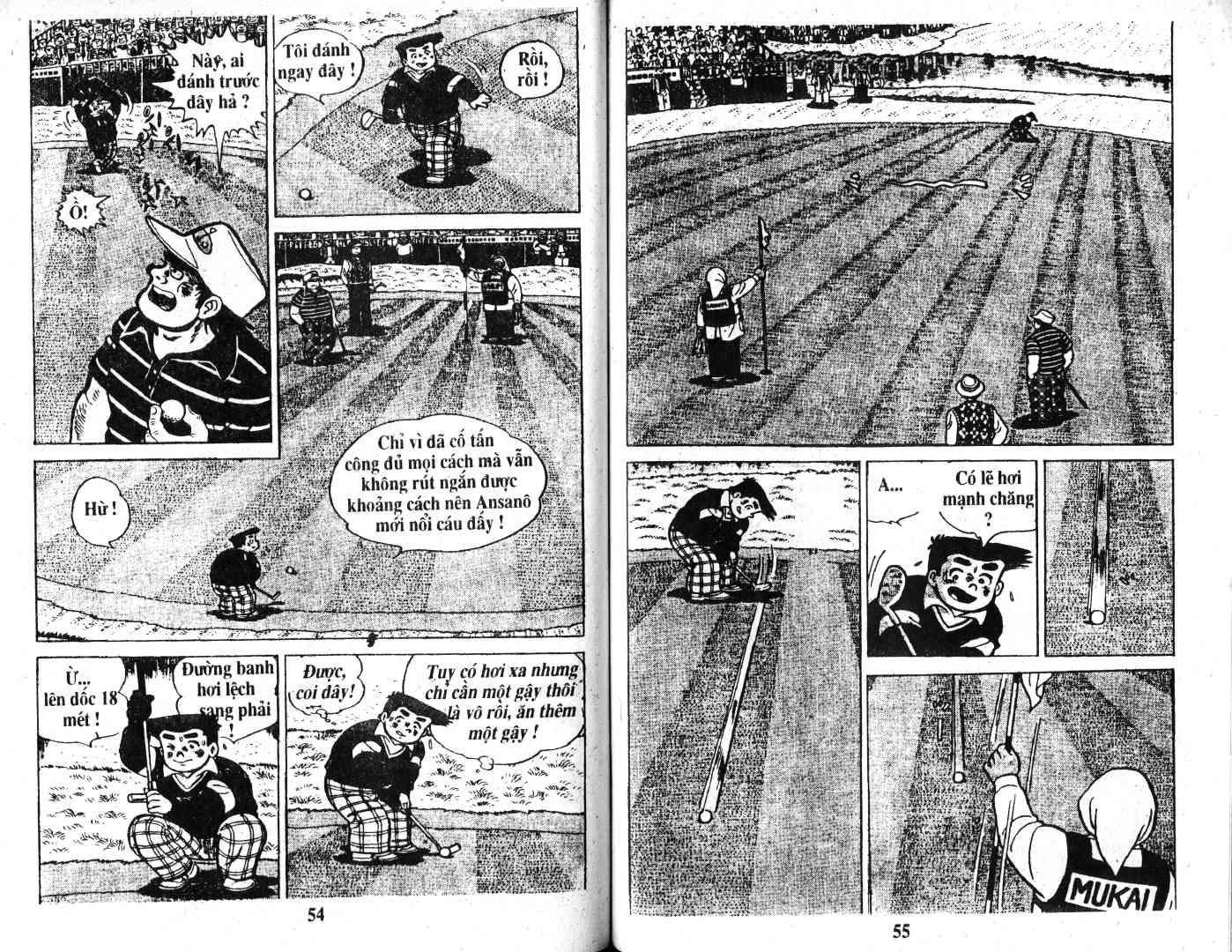 Ashita Tenki ni Naare chapter 40 trang 25