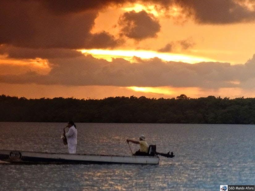 Bolero de Ravel e Pôr do Sol da Praia do Jacaré - Cabedelo - Paraíba