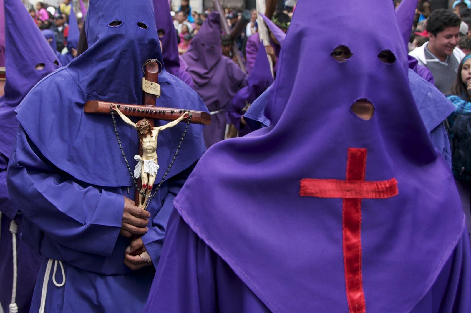 Semana Santa en Ecuador   Living It Up in Ecuador   Semana Santa Quito