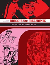 Maggie the Mechanic: The Love & Rockets Library - Locas