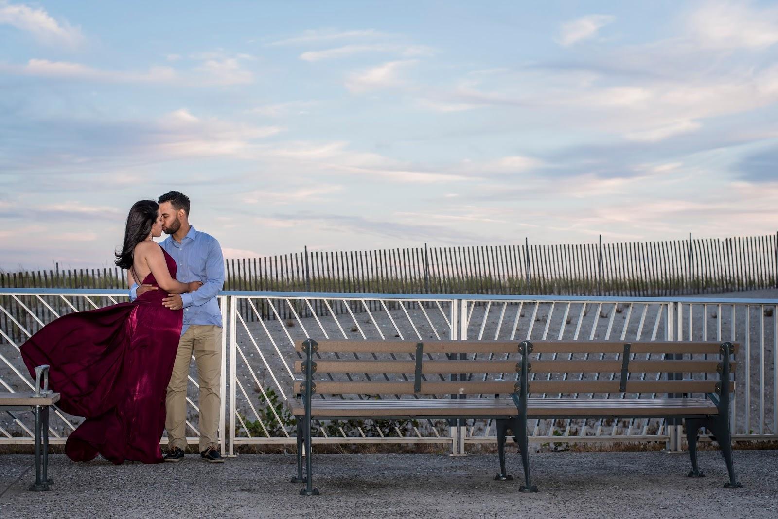 artistic pre-wedding photosession