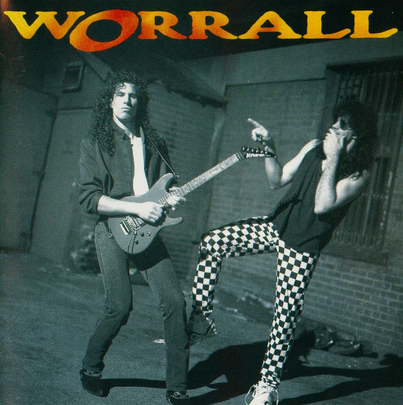 Worrall st 1991 aor melodic rock