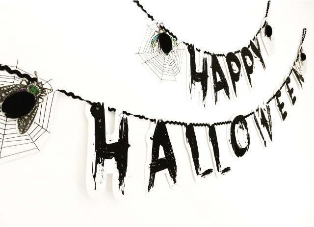 Halloween skeleton party ideas