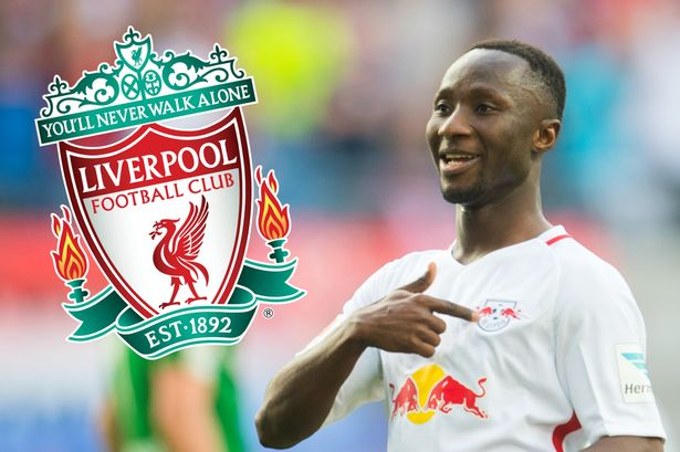 Liverpool agree record deal for Naby Keita