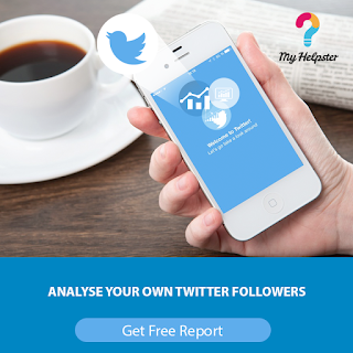 get your free Twitter report