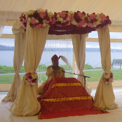 Sikh Wedding Vancouver outside Gurudwara Sikh priest 604 800-6921