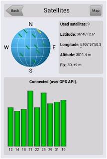 Salah satu fungsi menyenangkan dalam perangkat Android adalah fungsi GPS (Global Positioning System). Fitur ini jelas memudahkan bagi para pecinta travelling,