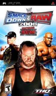WWE Smackdown Vs Raw 2008 - wasildragon.web.id