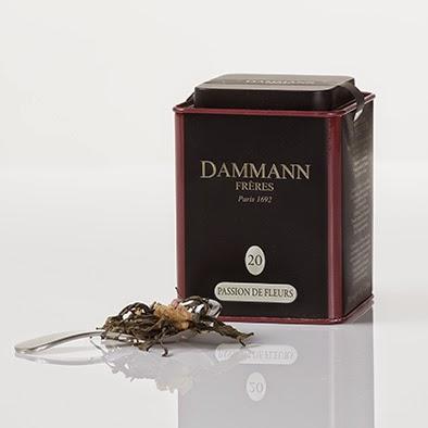 La marque de Thé Dammann à prix déstockés