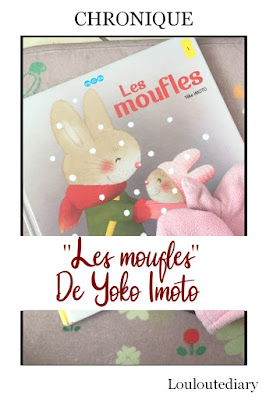 Yoko Imoto les moufles pinterest