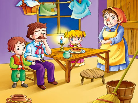 Hansel y Gretel, cuentos infantiles