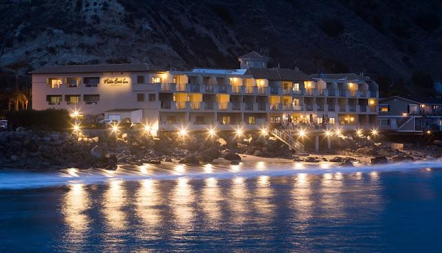 Ficar hospedado nos arredores da praia de Malibu
