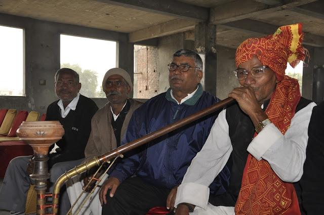 Panhara Khurd today will be the 55-village Maha Panchayat