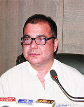 Mahendra Chhetri, the general secretary of GNLF