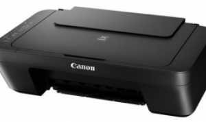 Canon PIXMA MG2555s Software Manual and Setup Download