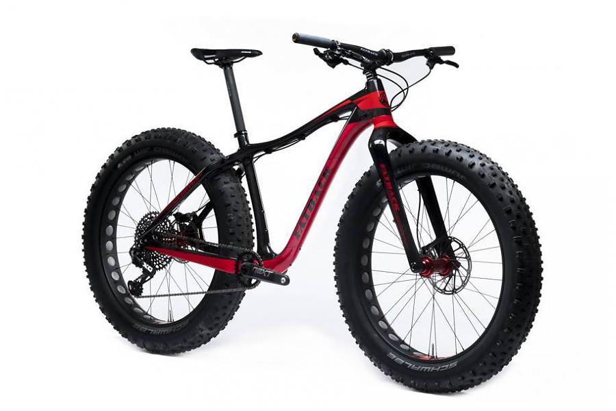 Fatback Bikes Introduces The New Corvus Flt Fat Bike