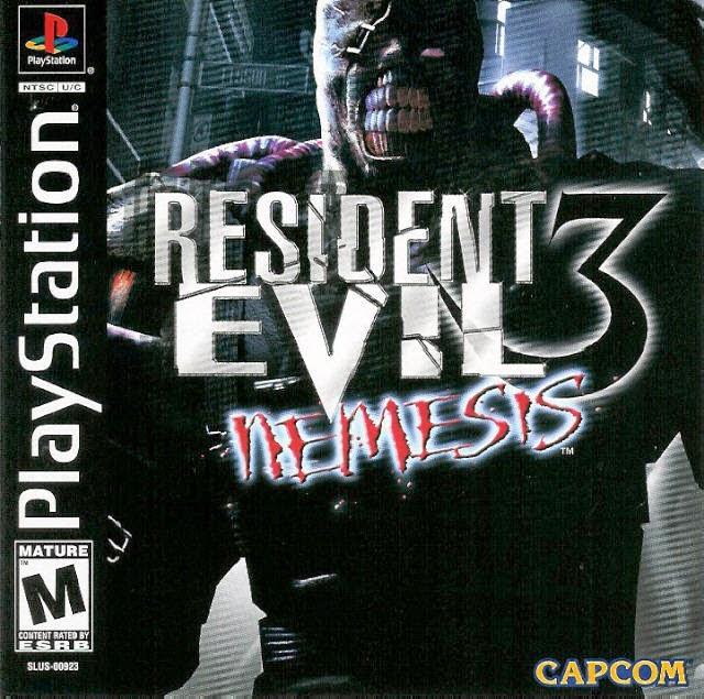 Resident evil 3 ntsc