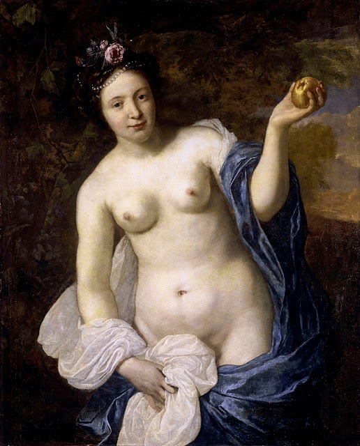 Bartholomeus van der Helst - Venere con mela