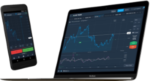 Trading platform of the broker