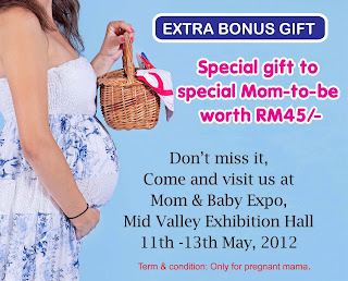mom - FREEBIES - [ENDED] FREE giveaway special gift worth RM45/-to pregnant mama